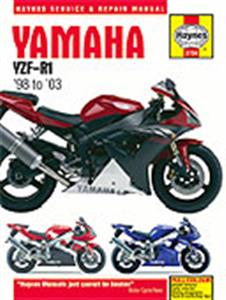 Yamaha YZF-R1 1998-2003 Repair Manual