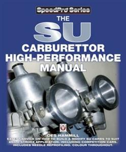 SU Carburettor High Performance Manual 3rd ed
