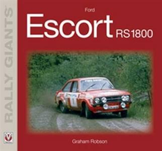 Ford Escort RS1800 Rally Giants