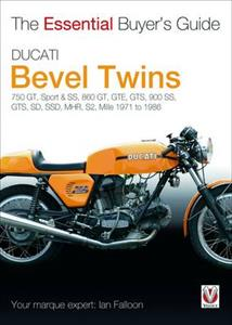 Ducati Bevel Twins 1971-86 - The Essential Buyers Guide