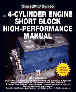 4 Cylinder Engine Short Block High Performance Manual 3rd Ed