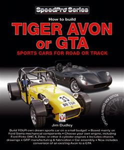 How To Build Tiger Avon Or GTA Sports Cars For Road Or Track 3rd ed