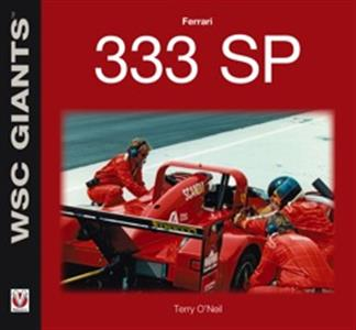 Ferrari 333 SP - WSC Giants