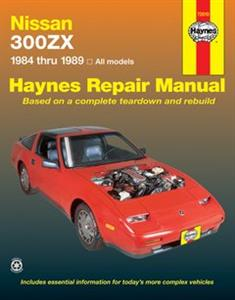 Nissan 300ZX 1984-89 Repair Manual