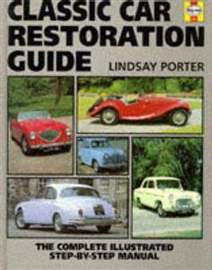 Classic Cars Restoration Manual