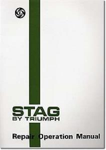 Triumph Stag Factory Repair Manual