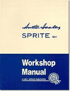 Austin Healey Sprite Mk1 Factory Workshop Manual