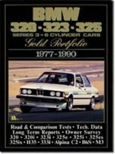 BMW 320 323 325 6 Cylinder 1977-90 Gold Portfolio Road Tests