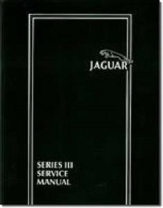 Jaguar XJ6 & XJ12 Series 3 And Daimler Sovereign Factory Service Manual