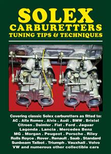 Solex Carburettors - Tuning Tips And Techniques