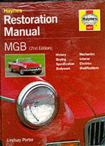 MGB Restoration Manual 2nd ed