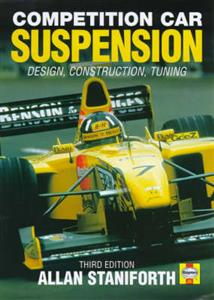 Competition Car Suspension 3rd ed Design Construction Tuning