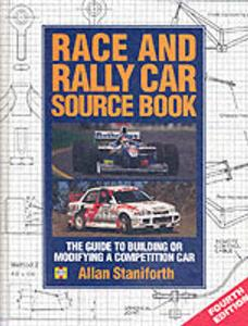 Race And Rally Car Source Book 4th ed
