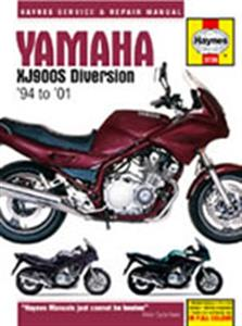 Yamaha XJ900S Diversion 1994-2001 Repair Manual