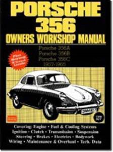 Porsche 356 1957-65 Owners Workshop Manual