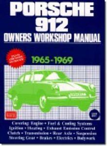 Porsche 912 1965-69 Owners Workshop Manual
