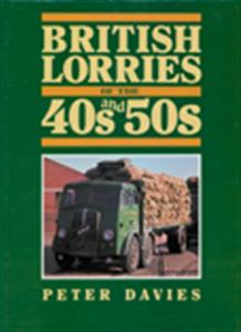 British Lorries Of The 40s And 50s