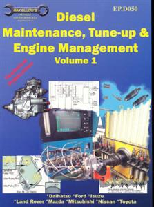 Diesel Maintenance Tune Up And Engine Management Vol 1 1982-97 Daihatsu Ford Isuzu Land Rover Mazda Mitsubishi Nissan Toyota