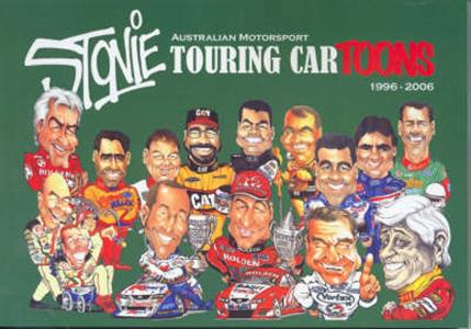 Australian Motorsport Touring CarToons 1996 - 2006