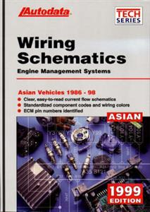 Autodata Wiring Schematics Engine Management Systems Asian Vehicles 1986-98