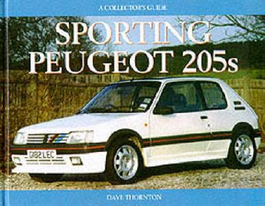 Sporting Peugeot 205 A Collectors Guide