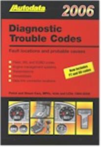 Autodata Diagnostic Trouble Codes 2006