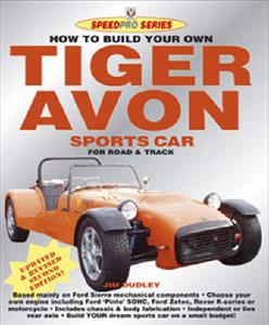 How To Build Your Own Tiger Avon Sports Car 2nd ed