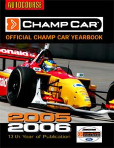 Autocourse Official Champ Car Yearbook 2005-06