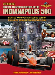 Autocourse Official Illustrated History of the Indianapolis 500 2nd Revised Edition