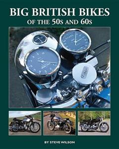 Big British Bikes of the 50s and 60s - Thunder On Rocker Road