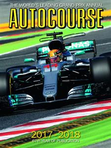 Autocourse 2017-2018 - The World's Leading Grand Prix Annual