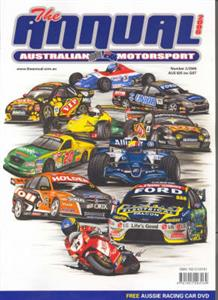 Annual Of Australian Motorsport 2006