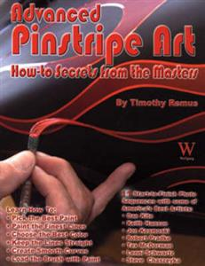 Advanced Pinstripe Art How to Secrets from the Masters OUT OF PRINT