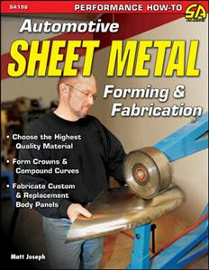 Automotive Sheetmetal Forming And Fabrication OUT OF PRINT