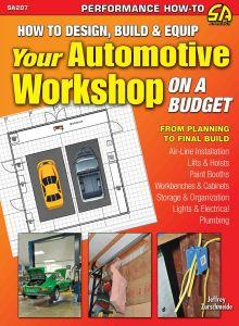 How to Design Build & Equip Your Automotive Workshop On A Budget