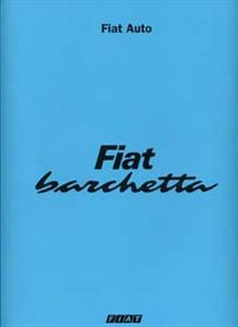 FIAT Barchetta Shop Manual Reprint