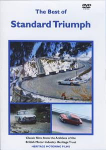 Best Of Standard Triumph DVD PAL Region 90mins
